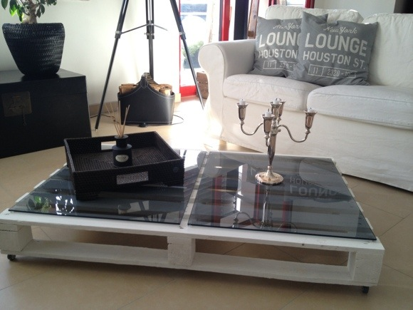 Couchtisch Tisch Aus Europalette Palettentisch Pictures to