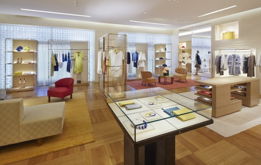Louis Vuitton Global Store Eröffnung In Frankfurt Living Suite